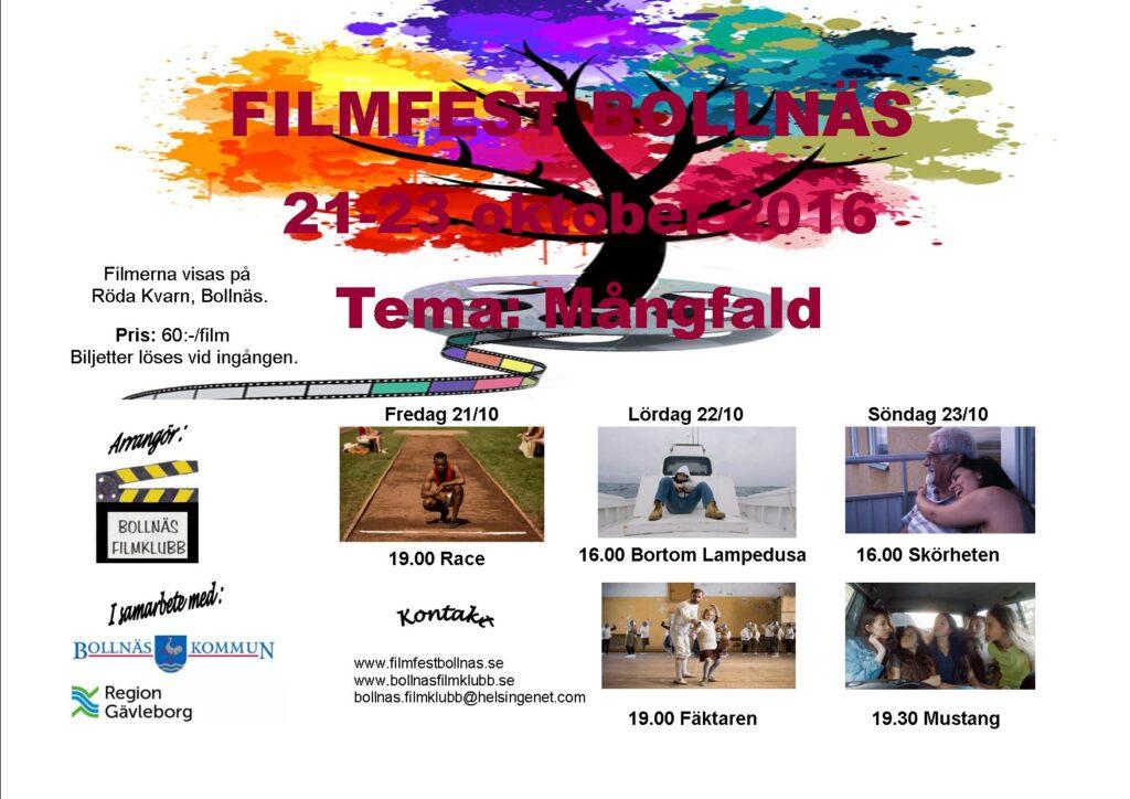 Annonsunderlag Filmfesten 2016