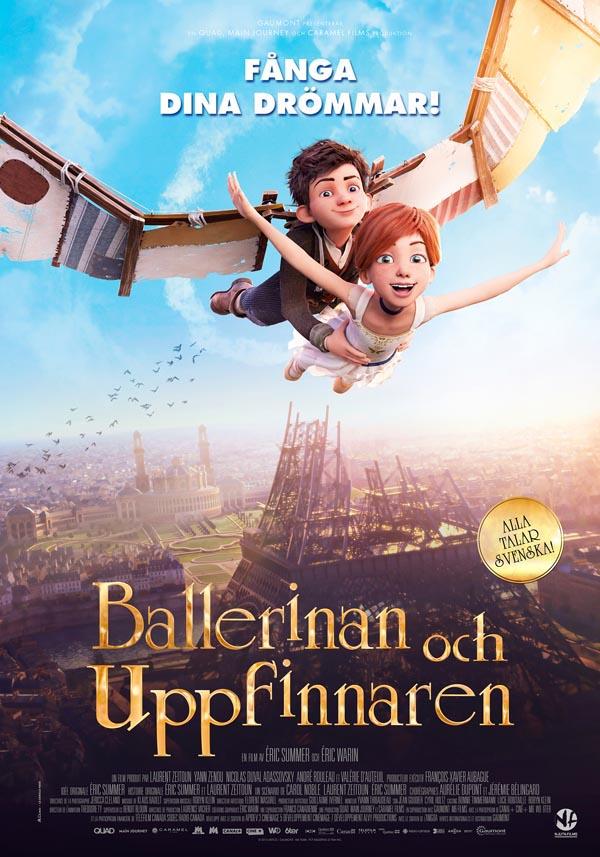 Bild - Ballerinan och uppfinnaren